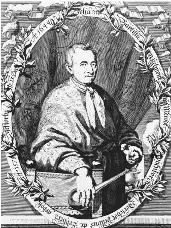 Johannes Baptista Van Helmont