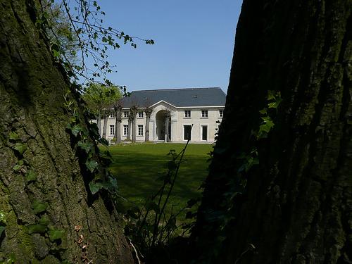La maison de détention de Vilvorde (plus tard, pénitencier de l'armée).