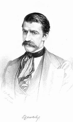Ernest Quetelet (1825-1878), directeur a.i. de l'Observatoire Royal de Bruxelles (1874-1876).