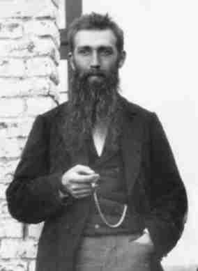 Jean Vincent (1851-1932), premier directeur de l'IRM, depuis la fondation en 1913 jusqu'en 1919