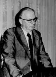 André Vandenplas (1913-1991), Directeur de l'Institut Royal Météorologique de 1971 à 1979.