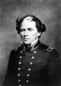Matthew Fontaine Maury (1806 – 1873), météorologue et océanographe américain.