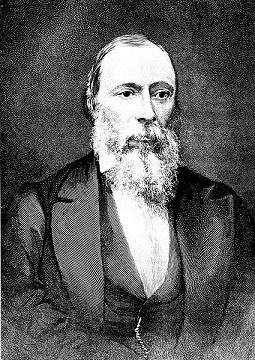 Jean-Charles Houzeau de Lehaie (1820-1888), directeur de l'Observatoire Royal de Bruxelles de 1876 à 1883.