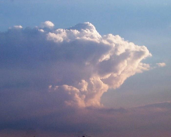 Un orage est toujours lié à la présence d'un cumulonimbus
