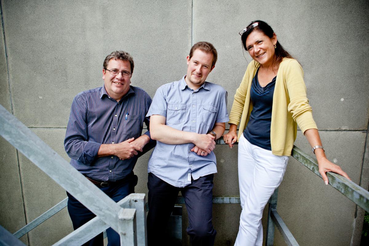 La célébration du centenaire est un grand succès, grâce au travail de l'équipe 'Users' Interface' : Marc Christiaens, Alex Dewalque et Rosiane Verheyden.