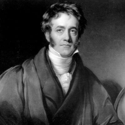 Sir John Herschel (1792-1871), astronome anglais.