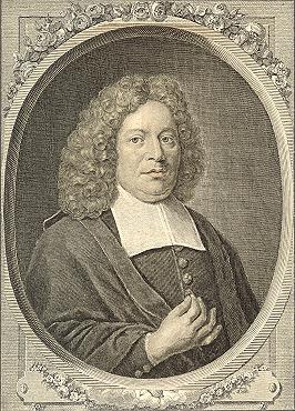 Godefridus Bouvaert (1685-1770), bibliothécaire de l'abbaye d'Hemiksem.