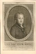 Noël Hubert Retz, médecin à Arras (France).
